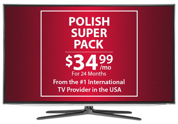 Polish TV Channels From DISH