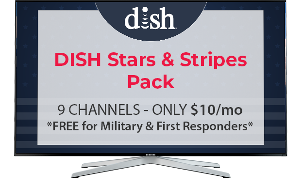 DISH Stars and Stripes Package