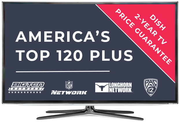 DISH America's Top 120 Plus Package
