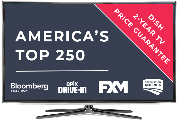 DISH America's Top 250 Package