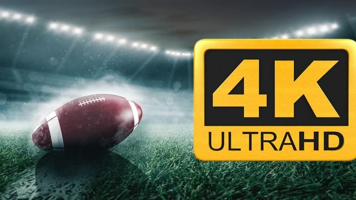 Watch the 2020 Super Bowl In 4K With DISH!