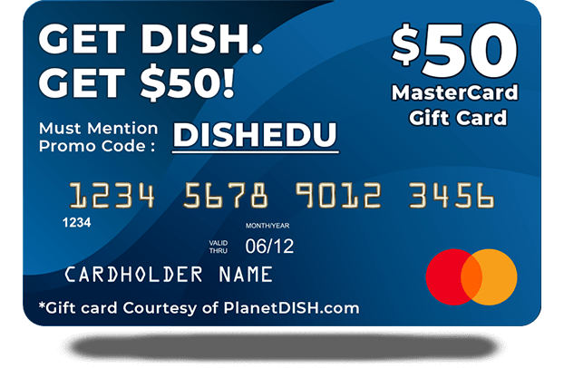 DISH College Employee Discount