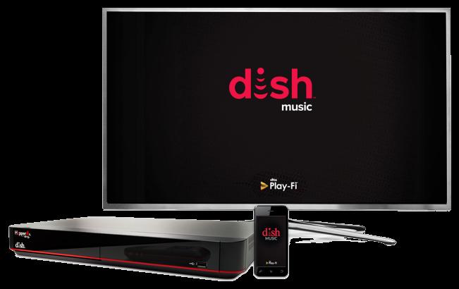 DISH Music Channels
