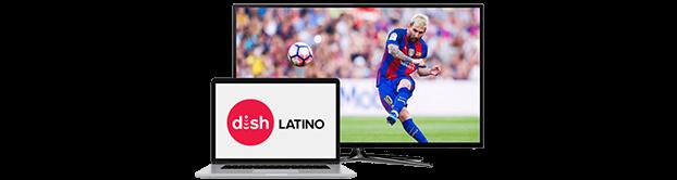 Save A Bundle With DISH Latino TV & Internet!