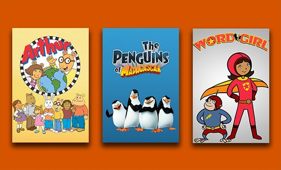 TV Shows for Little Kids