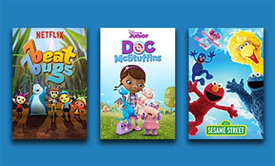 TV Shows for Toddlers