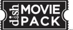 DISH Network Dish Movie Pack Logo